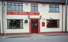 Royal Oak front view